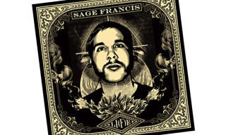 Sage Francis Li(f)e – Shepard Fairey Cover Art