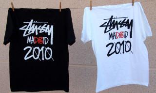 Stussy Madrid Opening T-Shirts