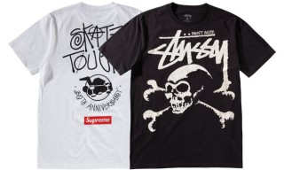 Stussy XXX Anniversary T-Shirt Collection – Group 2