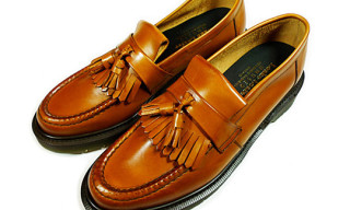 Unused x Loake Brighton Tassle Loafer