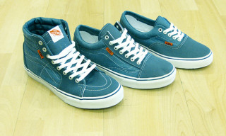 Vans Classics March 2010 Chambray Pack