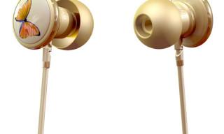 Vivienne Tam x Monster Butterfly Headphones