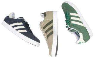 adidas Originals Gazelle Hemp Pack
