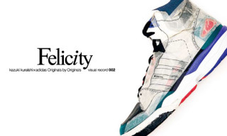 adidas Originals by Originals Kazuki Spring/Summer 2010 Booklet – Felicity