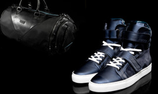 Android Homme Spring 2010 Collection – Sneakers and Luggage
