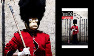 Banksy x Time Out London Cover Revealed