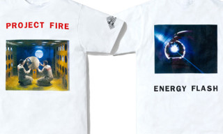 "BBC/Ice Cream ""Project Fire"" and ""Apollo"" T-Shirts"