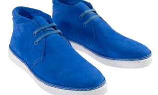 Be Positive Chukka Suede Spring/Summer 2010