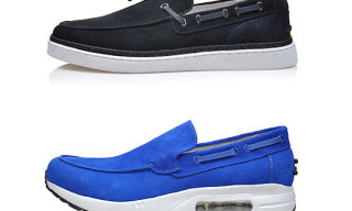 Be Positive Spring/Summer 2010 – Loafer Suede and New College Suede