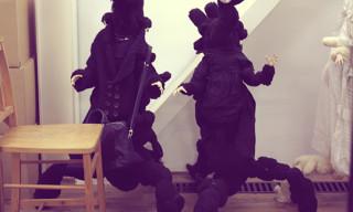 Black Grace for Louis Vuitton by Jun Takahashi