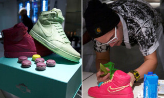 cooklette No. 6 – Nike Air Royalty Macaron Launch