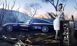 David LaChapelle for Maybach