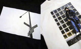 Deadline x Ricky Powell / 13th Witness T-Shirts Spring 2010