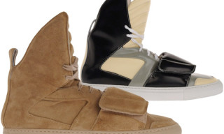 Giuliano Fujiwara Spring/Summer 2010 High Top Sneakers