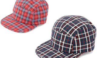 Hectic Basic Check Jet Cap Spring/Summer 2010
