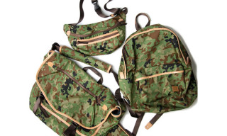 hobo x Vulture Journal Standard Camo Bags