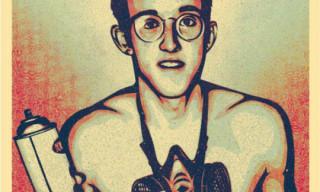 Keith Haring Foundation x AIDS Walk x Obey