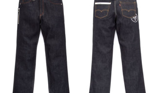 "Levi's Fenom Regular Line ""Rigid"" Denim"