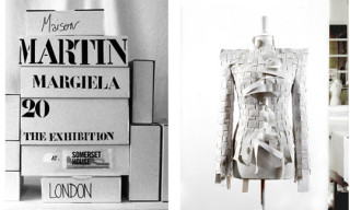 Maison Martin Margiela '20' The Exhibition at Somerset House, London