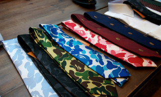 Mr. Bathing Ape by United Arrows Launch