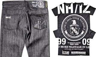 Neighborhood x izzue 10th Anniversary Capsule Collection