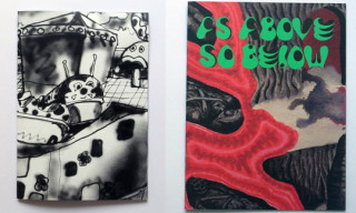 James Jarvis and Will Sweeney Zines by Nieves