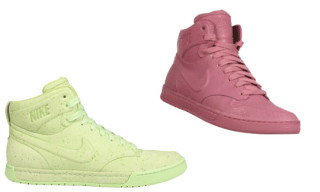 Nike Air Royal Mid Raspberry and Pistachio