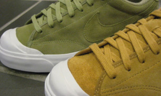 Nike All Court Premium Suede Spring/Summer 2010