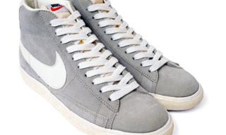"Nike Blazer Hi Vintage ""Stone"""