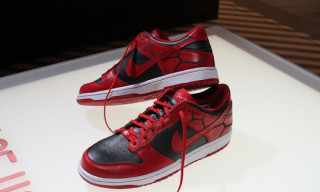 (NIKE) RED Dunk Low Preview