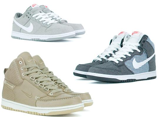 new style 041bb 7881d 60%OFF Nike Summer 2010 Footwear Dunk Mad Jibe Blazer Highsnobiety