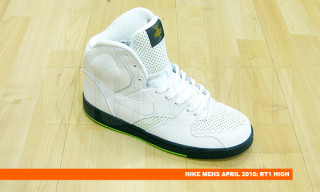 Nike RT1 High White/Lime Spring 2010
