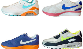 Nike Sportswear Spring 2010 Footwear – Air 180 ND, Air Mariah OG, Air Max Light & More