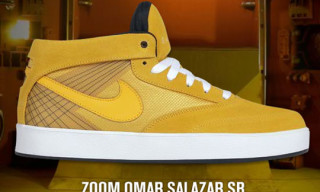 Nike Zoom Omar Salazar SB Summer 2010 – April and June Releases