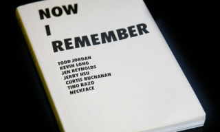 """Now I Remember"" Book by OHWOW"