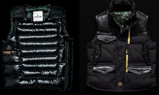 Pharrell Williams x Moncler Fall/Winter 2010 Collection