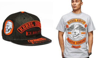 Rebel8 x Mishka NYC – New Era Caps and T-Shirts