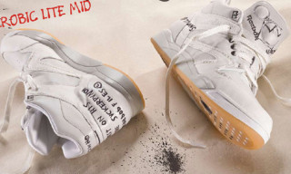 Reebok x Basquiat Spring/Summer 2010 Collection – Footwear and Apparel