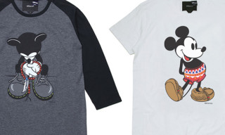 rehacer x Disney Mickey Mouse 7th Anniversary T-Shirts
