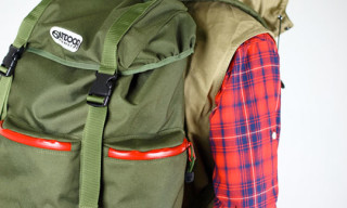 rehacer x Outdoor Spring/Summer 2010 Products