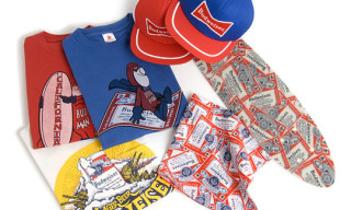 Standard California x Budweiser Collection