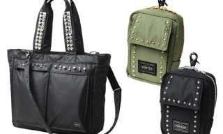 "Swagger x Porter Spring 2010 ""Stud"" Collection – Tote Bag and Pouch"