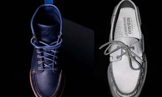 "Vane for Sebago Spring/Summer 2010 ""Future Heritage"" Collection"