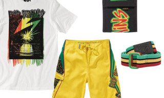Vans x Bad Brains Spring 2010 Collection