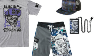 Vans x Suicidal Tendencies Spring 2010 Apparel & Accessories
