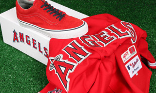 Vault by Vans x MLB Anaheim Angels Old Skool LX for Blends