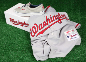 4560feffd12 Vans Vault x MLB Washington Nationals Authentic LX for Commonwealth ...