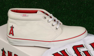 Vault by Vans x MLB Los Angeles Angels of Anaheim Chukka LX for Proper