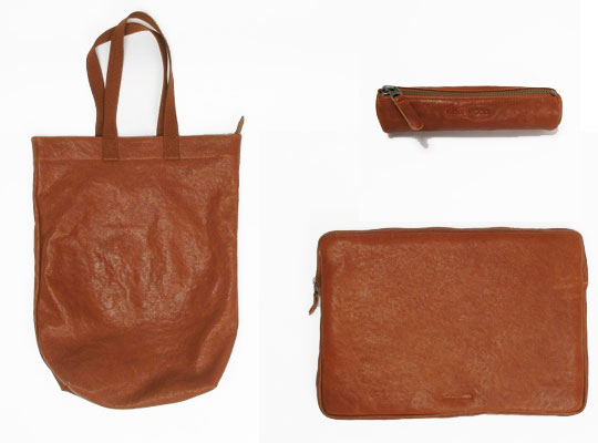 Wood Wood Spring/Summer 2010 Leather Accessories ...