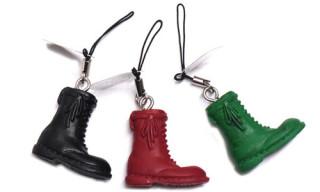 WTAPS Bonanza Boots Keychain